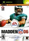 Rent Madden NFL 06 for Xbox