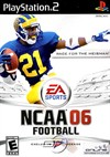 Rent NCAA Football 06 for PS2