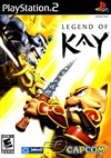 Rent Legend of Kay for PS2