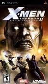 Rent X-Men Legends 2: Rise of Apocalypse for PSP Games