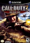 Rent Call of Duty 2: Big Red One for GC