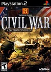 Rent History Channel: Civil War - A Nation Divided for PS2