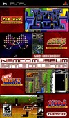 Rent Namco Museum Battle Collection for PSP Games