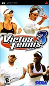 Rent Virtua Tennis 3 for PSP Games