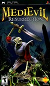 Rent MediEvil Resurrection for PSP Games