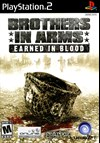 Rent Brothers in Arms: Earned in Blood for PS2