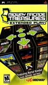 Rent Midway Arcade Treasures: Extended Play for PSP Games