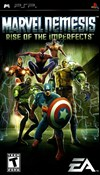 Rent Marvel Nemesis: Rise of the Imperfects for PSP Games