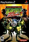 Rent Teenage Mutant Ninja Turtles 3: Mutant Nightmare for PS2