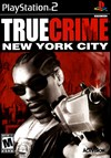 Rent True Crime: New York City for PS2