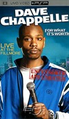 Rent Dave Chappelle: For What It's Worth for PSP Movies