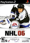 Rent NHL 06 for PS2