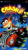Rent Crash Tag Team Racing for PSP Games