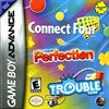 Rent Connect Four - Trouble - Perfection for GBA