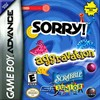 Rent Aggravation - Sorry - Scrabble Jr. for GBA