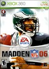 Rent Madden NFL 06 for Xbox 360