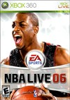 Rent NBA Live 06 for Xbox 360