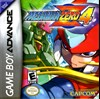 Rent Mega Man Zero 4 for GBA