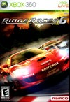 Rent Ridge Racer 6 for Xbox 360