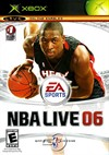 Rent NBA Live 06 for Xbox