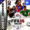 Rent FIFA Soccer 06 for GBA
