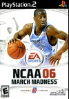 Rent NCAA March Madness 06 for PS2