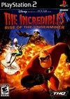 Rent The Incredibles: Rise of the Underminer for PS2