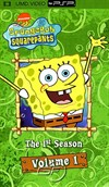 Rent SpongeBob SquarePants: 1st Season Volume 1 for PSP Movies