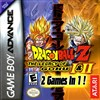 Rent Dragon Ball Z: The Legacy of Goku 1 & 2 for GBA