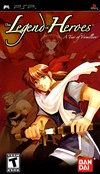 Rent Legend of Heroes: A Tear of Vermillion for PSP Games