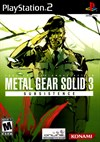 Rent Metal Gear Solid 3: Subsistence for PS2