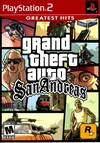 Rent Grand Theft Auto: San Andreas for PS2