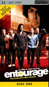 Rent Entourage: 1st Season (Disc One) for PSP Movies