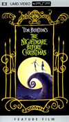 Rent Nightmare Before Christmas for PSP Movies