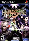 Rent Phantasy Star Universe for PS2