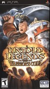 Rent Untold Legends: The Warrior's Code for PSP Games