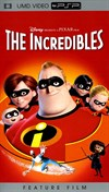 Rent The Incredibles for PSP Movies