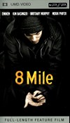 Rent 8 Mile for PSP Movies