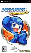 Rent Mega Man Powered Up for PSP Games