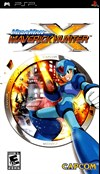 Rent Mega Man Maverick Hunter X for PSP Games