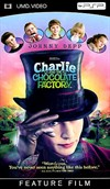 Rent Charlie & the Chocolate Factory for PSP Movies