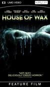 Rent House of Wax for PSP Movies