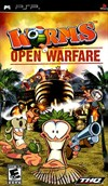 Rent Worms: Open Warfare for PSP Games