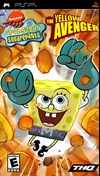 Rent SpongeBob Squarepants: The Yellow Avenger for PSP Games