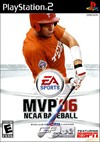 Rent MVP 06 NCAA Baseball for PS2
