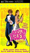 Rent Austin Powers: International Man of Mystery for PSP Movies