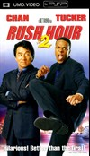 Rent Rush Hour 2 for PSP Movies