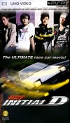 Rent Initial D for PSP Movies