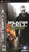 Rent Tom Clancy's Splinter Cell Essentials for PSP Games