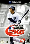 Rent Major League Baseball 2K6 for GC